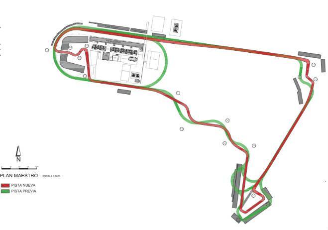 Circuito hermanos rodriguez 2015 para rfactor by marek for Puerta 2 autodromo hermanos rodriguez