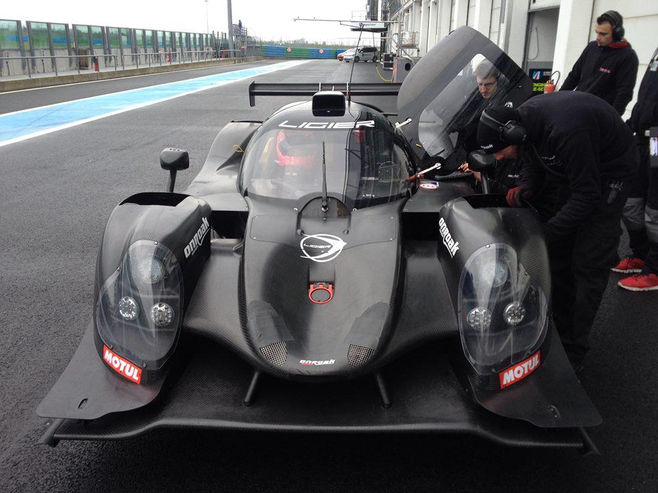 Prova será um dos eventos preliminares das 24 horas de Le Mans. (Foto: Onroak Automotive)