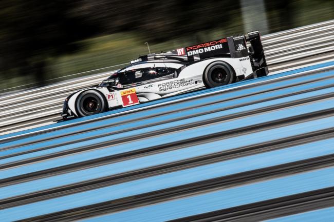 Porsche #1 manteve domínio neste sábado. (Foto: FIAWEC)