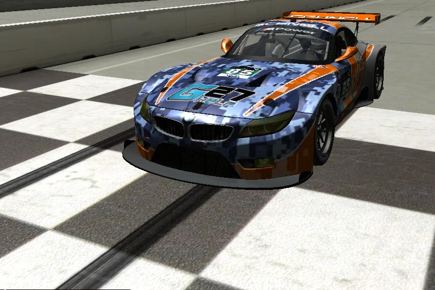 Werner Marote ganha na classe GTE.