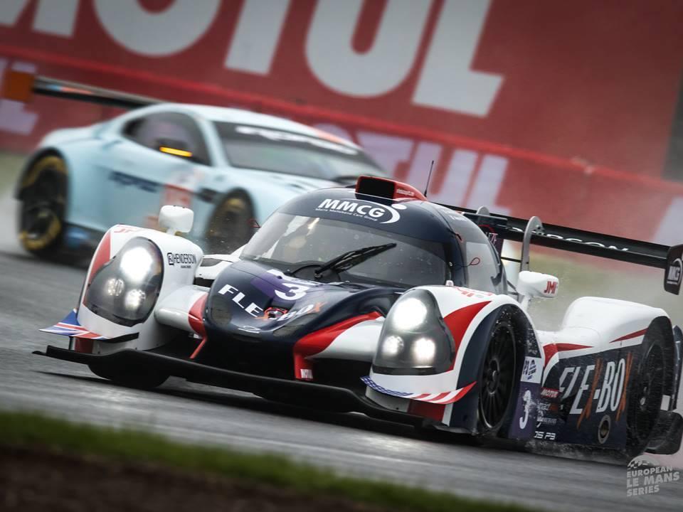 United Autosport com dobradinha na classe LMP3.