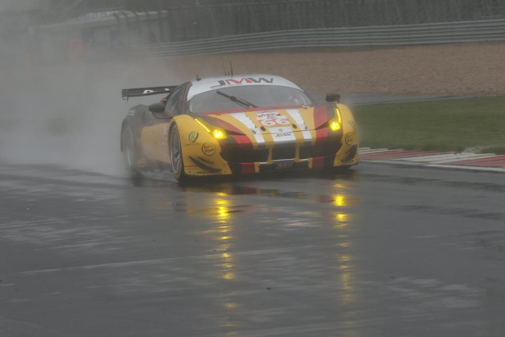 Ferrari da JMW Motorsports volta a vencer na ELMS. (Foto: ELMS)