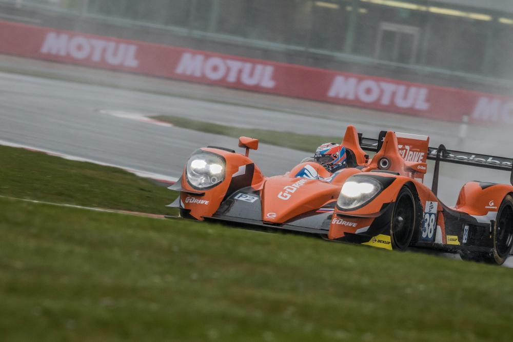 Gibson da G-Drive Racing não teve dificuldades para vencer a prova. (Foto: G-Drive Racing)
