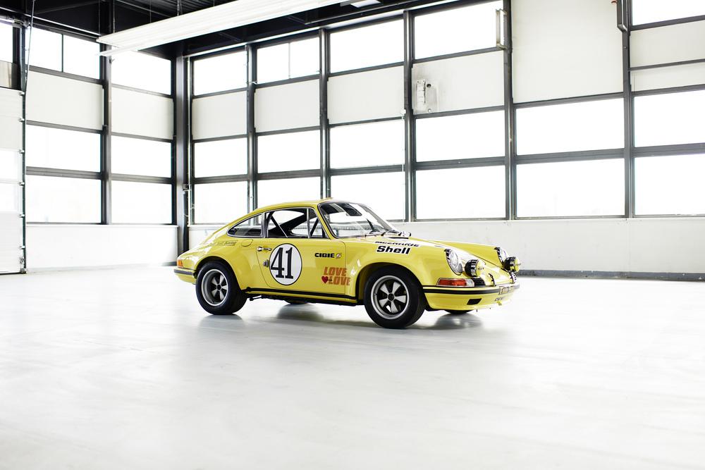 Voltando as características originais. (Foto: Porsche AG)