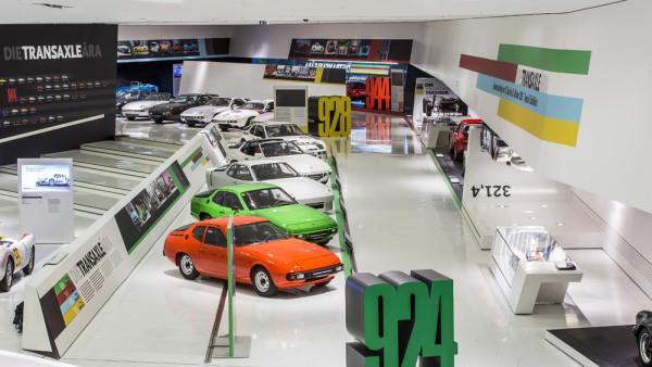Porsche 924, um modelo a frente do seu tempo. (Foto: Porsche AG)