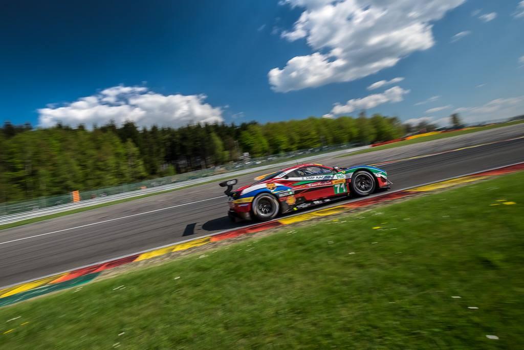 Ferrari manteve domínio na classe GTE-PRO. (Foto: FIAWEC)
