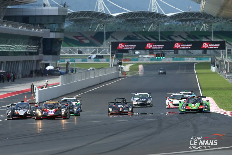 (Foto: Asian Le Mans Sprint Cup)