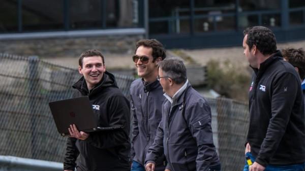 Ligier larga na sétima posição. (Foto: FIAWEC)