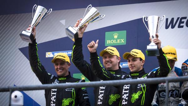 Ligier #31 ficou na segunda posição. (Foto: ESM)