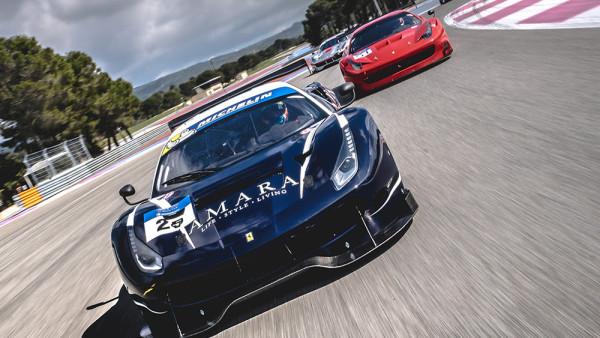 Primeira prova com 11 carros. (Foto: GT3 Le Mans Cup)
