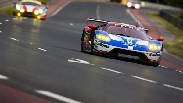 Domínio da Ford e Ferrari deixou os dirigentes da ACO assustados. (Foto: Ford Performance)