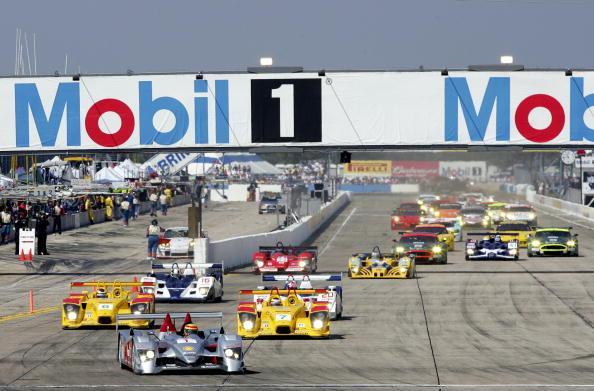 Primeira vitória veio em 2006 nas 12 horas de Sebring. (Foto: Getty Imagens)