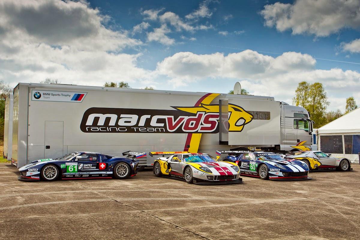Ford GT da Matech. Três estiveram em Sarthe em 2010, último ano dos GT1.