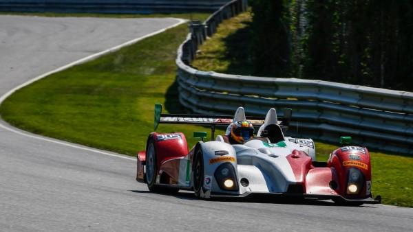 CORE Autosport marcou o melhor tempo no segundo treino livre do dia. (Foto: IMSA)
