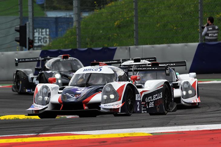 #2 da United Autosports vence depois da punição da Duqueine na classe LMP3. (Foto: ELMS)