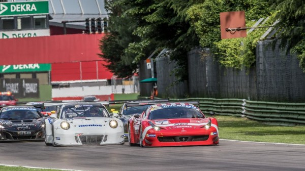 Somente carros GT3 estarão na prova. (Foto: ELMS)