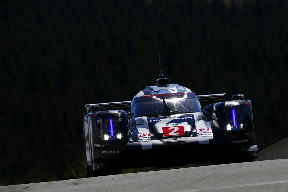 Porsche conseguirá vencer em casa? (Foto: Porsche AG)