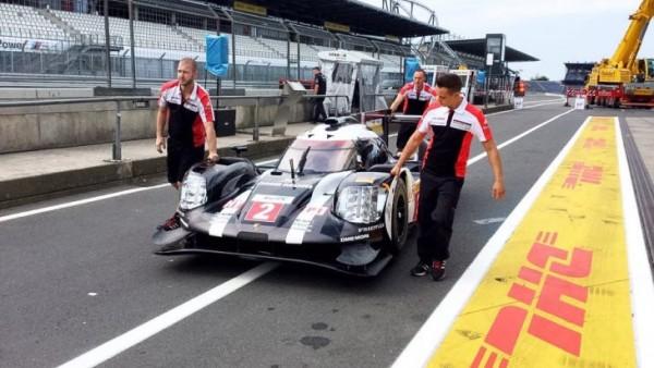 (Foto: Twitter Porsche)