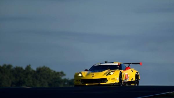 Corvette vence mais uma. (Foto: IMSA)