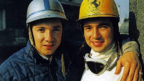 Pedro e Ricardo Rodriguez, irmãos que dão nome ao circuito e lendas do automobilismo mexicano. (Foto: Divulgação)