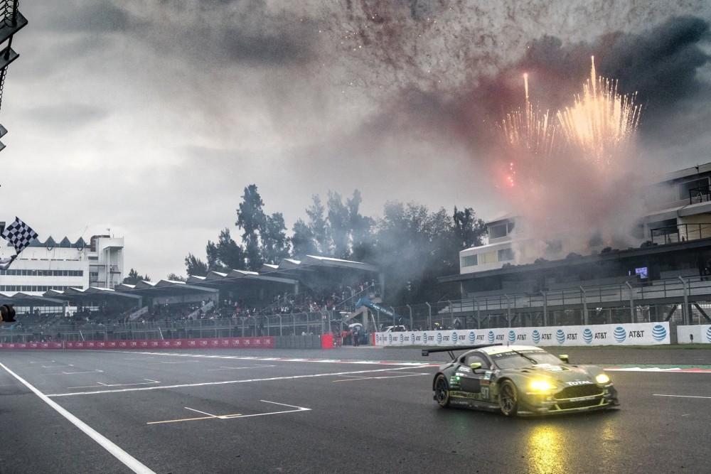 Aston Martin volta a vencer. (Foto: Adernalmedia)