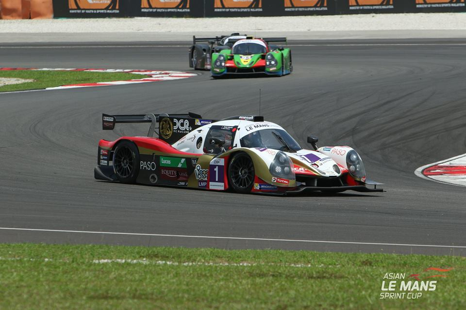 (Foto: Asian LMS Sprint Cup)
