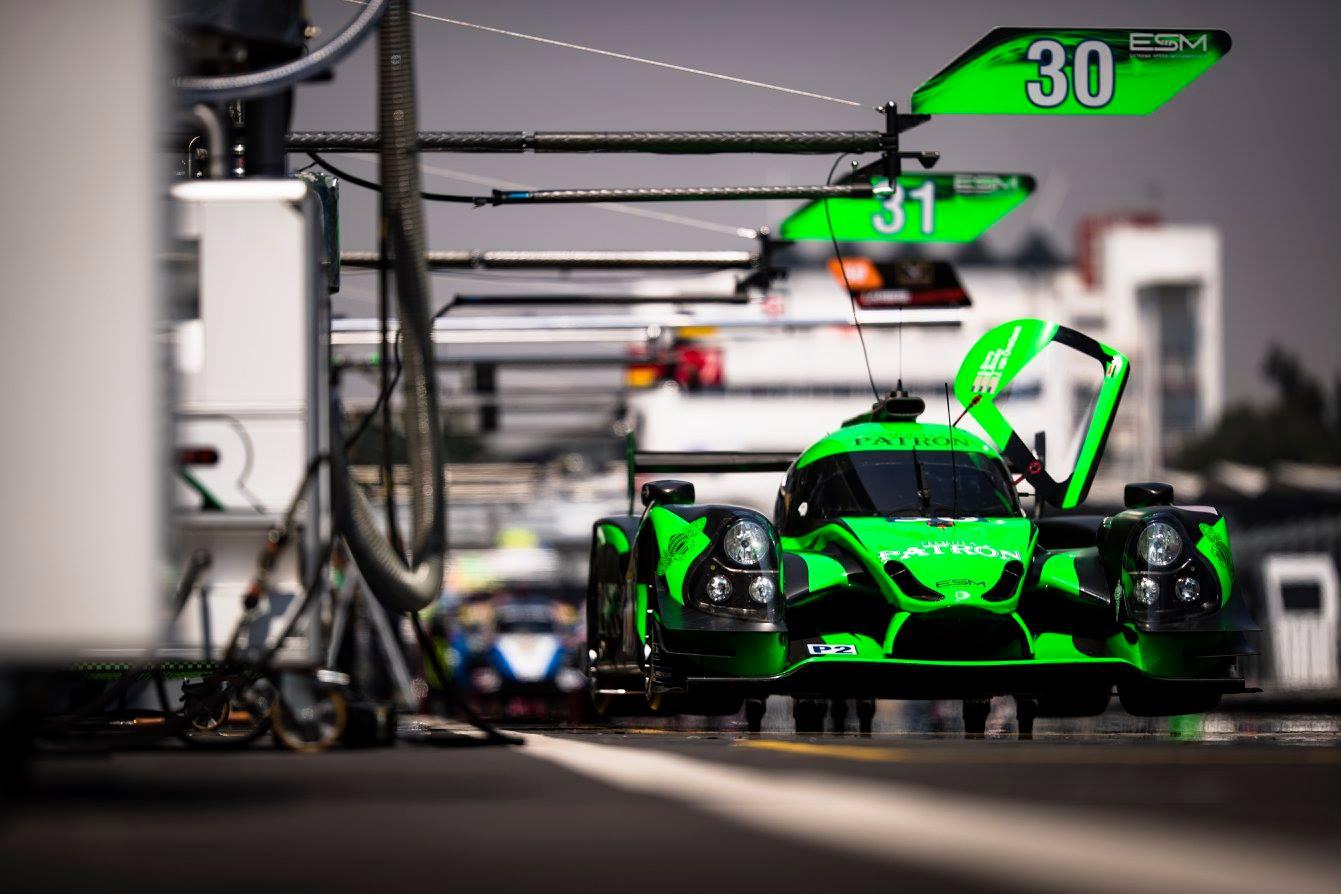 LMP2 mais rápidos na IMSA. (Foto: Drew Gibson)