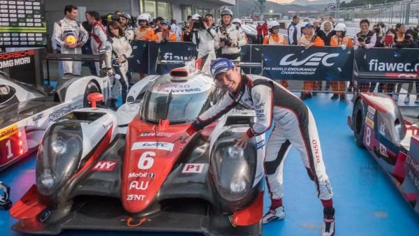 Estratégia garantiu vitória da Toyota em casa. (Foto: AdrenalMedia)