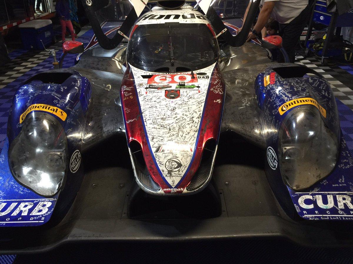 Vitória para o Ligier JS P2. (Foto: MSR)