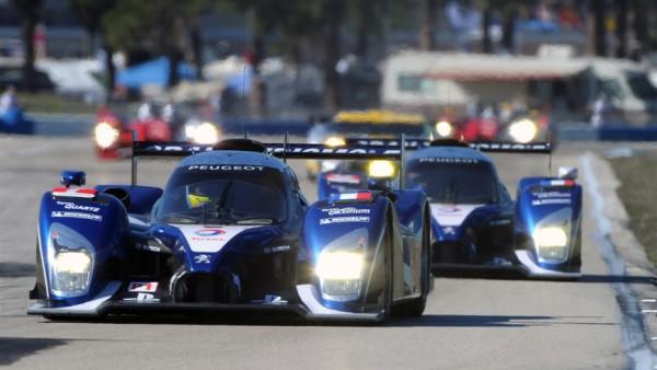 Peugeot, também abandonou o Endurance por conta dos custos. (Foto: Divulgação)