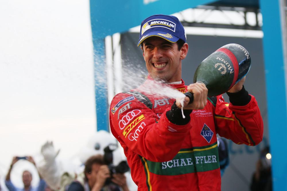 Lucas di Grassi, fica na Fórmula E pela Audi. (Foto: MF2)