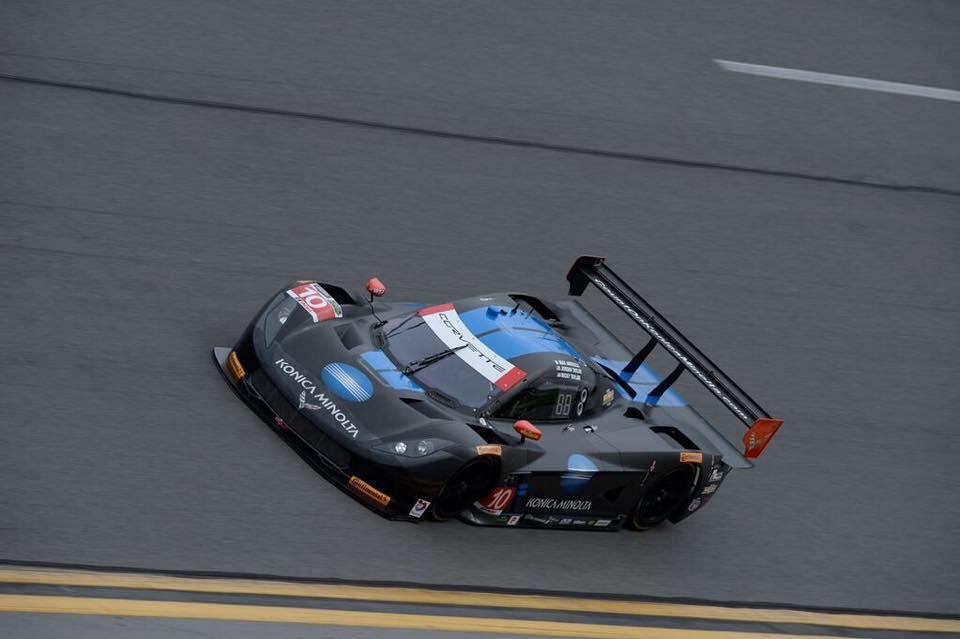 Antigos DP, foram ganhando atualizações anos após ano para se manter na frente dos LMP2. (Foto: Wayne Taylor Racing)