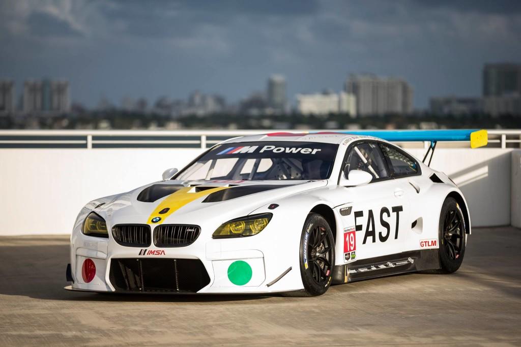 BMW já revelou seu Art Car para o próximo ano. (Foto: BMW)