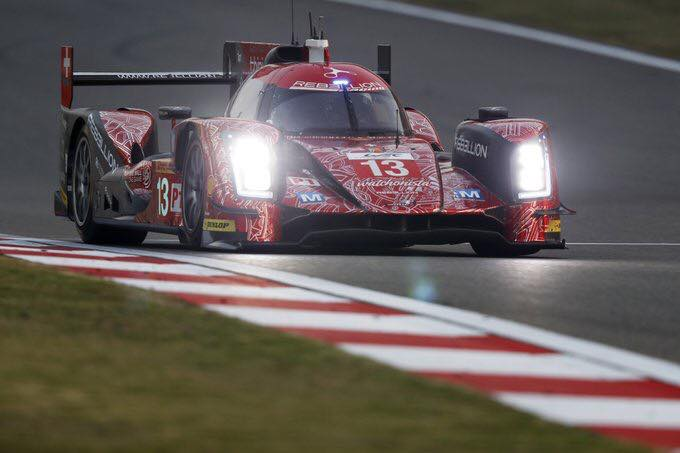 Oreca desenvolveu o Rebellion R-One para a classe LMP1 do WEC. (Foto: Rebellion Racing)
