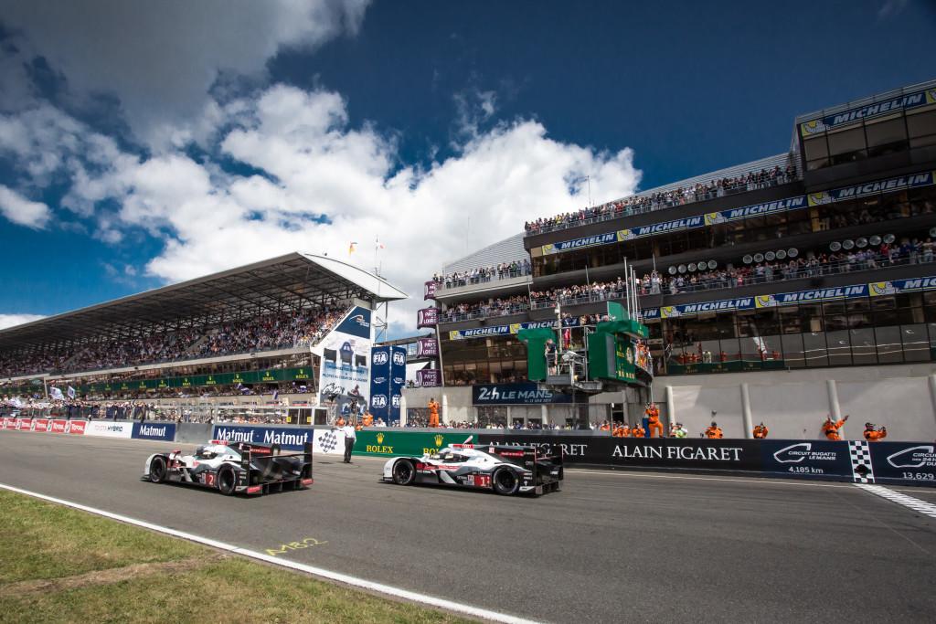2014, marca a última vitória da Audi em Le Mans. (Foto: AdrenalMedia)