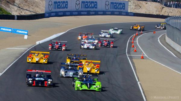 Penske e Acura rivalizaram na ALMS entre 2006 e 2008. (foto: Divulgação)
