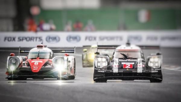Toyot e Porsche, os protagonistas de 2017. (Foto: FIAWEC)