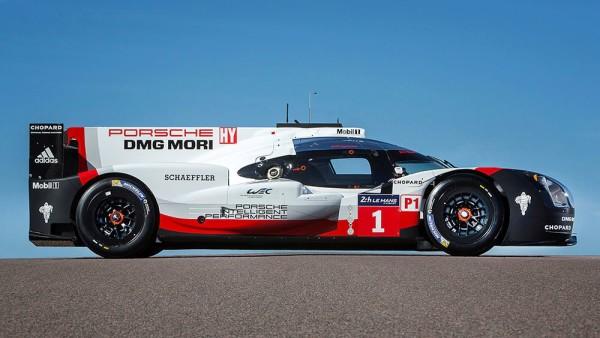(Fotos: Porsche AG)