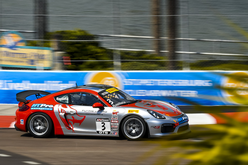 (Foto: Bob Chapman/Flying Lizard Motorsports)
