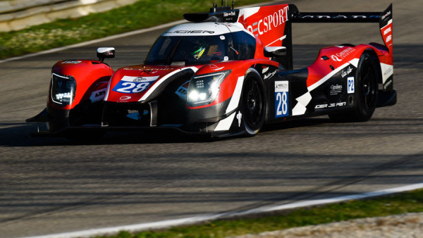 Ligier #28 da IDEC Sport, o mais rápido nos dois dias. (Foto: ELMS)