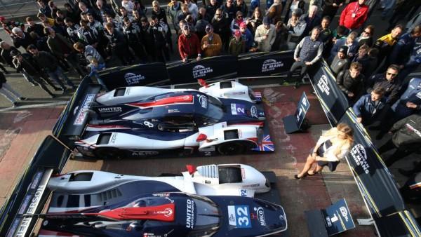 United Autosports vence na classe LMP2 e LMP3. (Foto: ELMS)