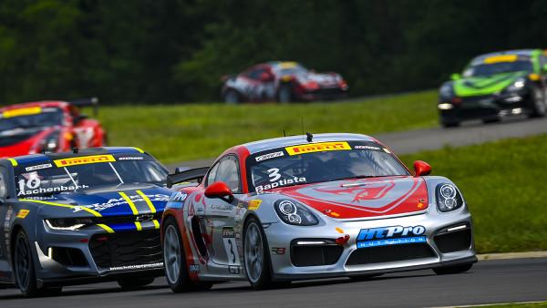 Porsche #3 de Rodrigo Baptista em Alton (Bob Chapman / Autosport Image)