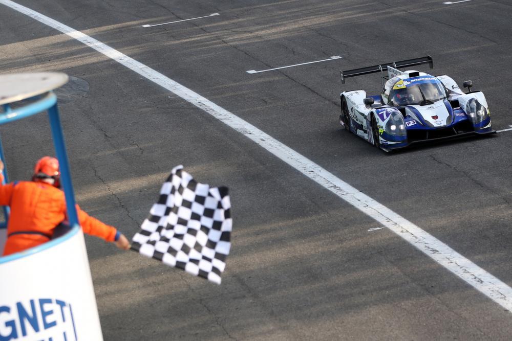 Ligier da Nielsen Racing vence. (Foto: LMS Cup)