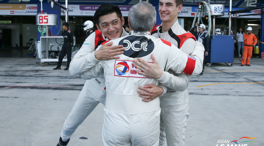 David Cheng acredita que  o Asian LMS pode trazer novos piloto para o endurance. (Foto: Asian LMS)