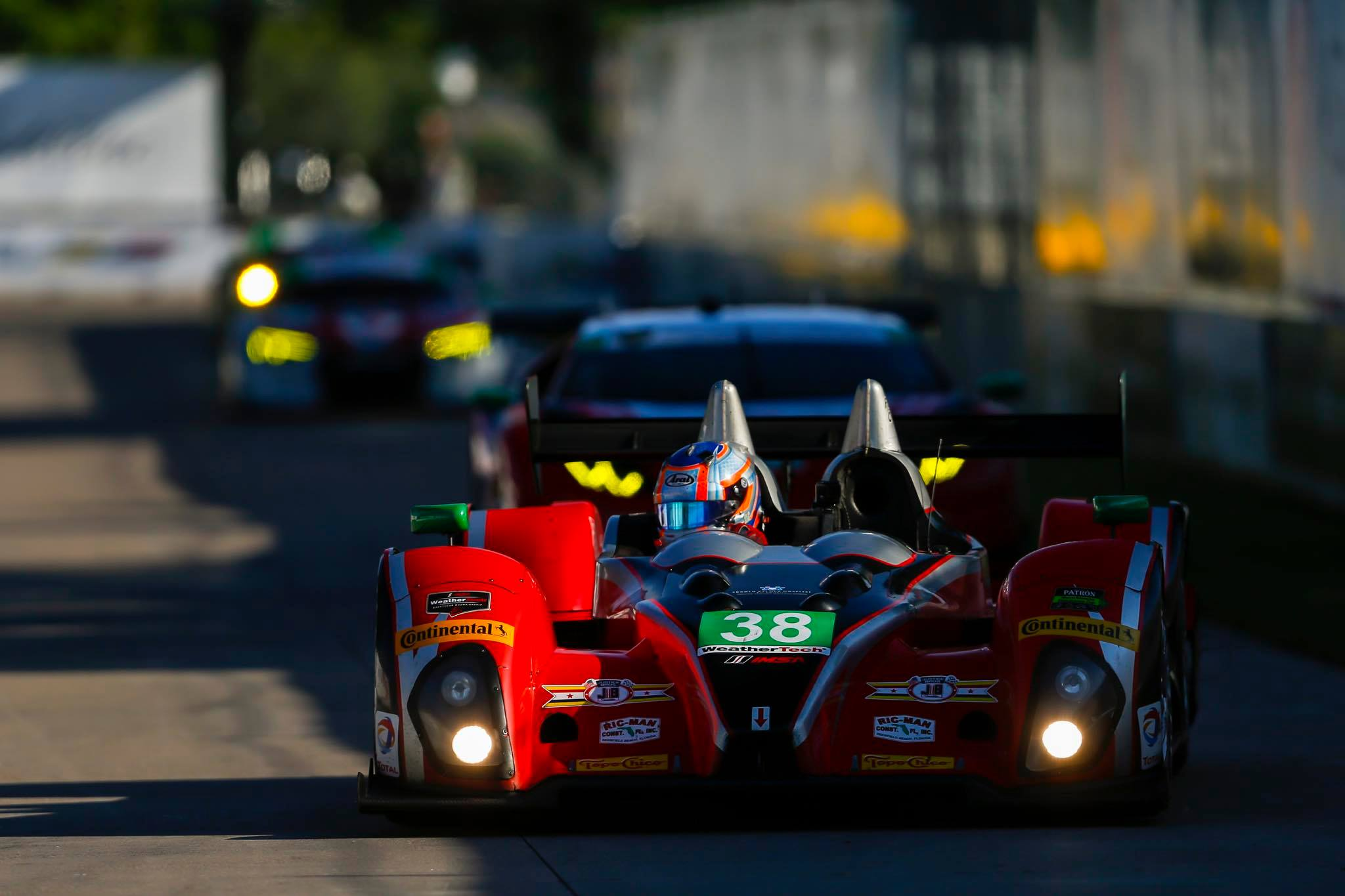 (Foto: Performance Tech Motorsports)