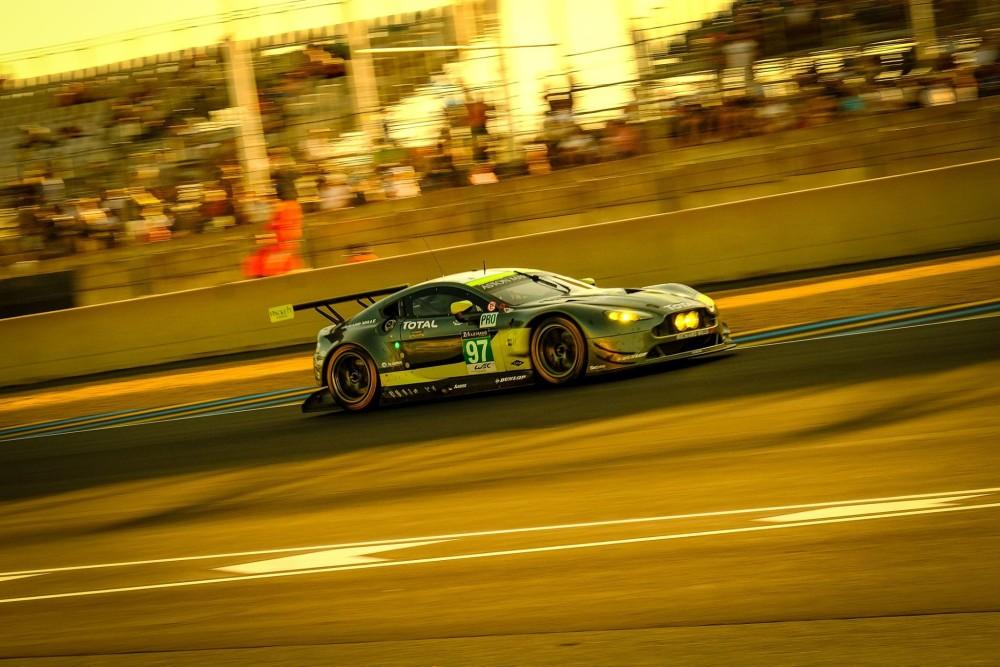 Depois de 10 anos, Aston Martin vence em Le Mans. (Foto: FIAWEC)