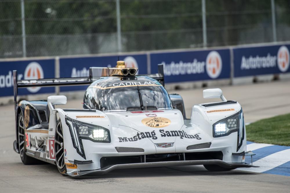 Terceira pole seguida para Christian Fittipaldi e João Barbosa em Detroit  (José Mário Dias)