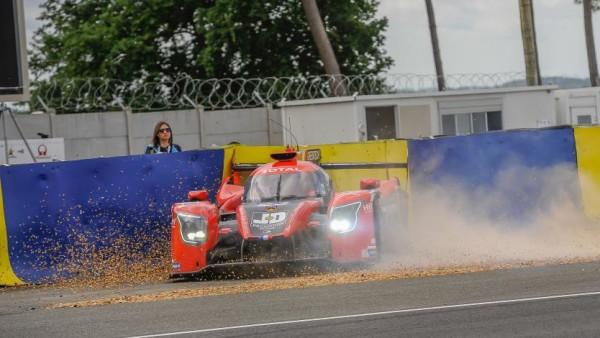 Ligier começa Le Mans com dificuldades. (Foto: FIAWEC)