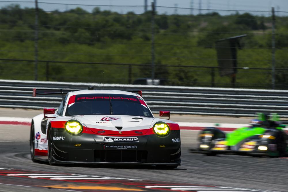 Gianmaria Bruni estreia no Porsche #912. (Foto: Porsche AG)