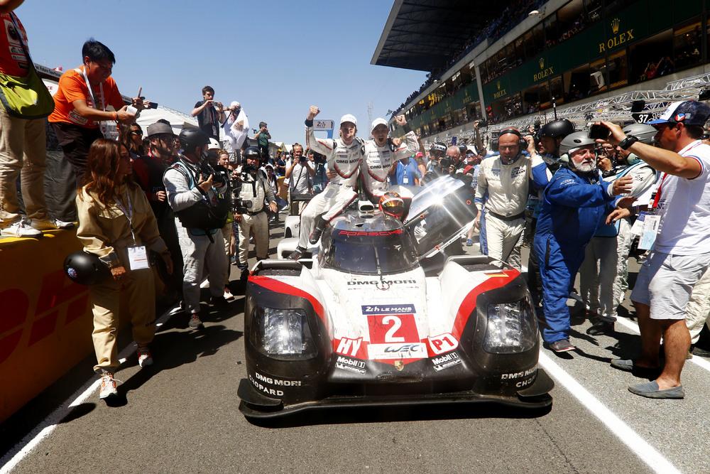 Porsche dividida entre F1 e WEC? (Foto: Porsche AG)